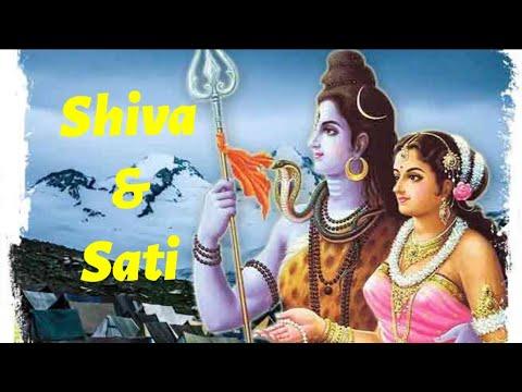 Story of Shiva and Sati - YouTube