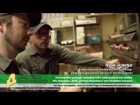 Pine Tree Food Equipment - Now Hiring!