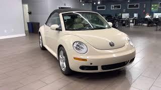 2006 Volkswagen New Beetle Con…