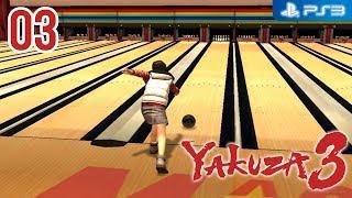 Yakuza 3 【PS3】 English ver. #03 │ Chapter 1 : New Beginnings