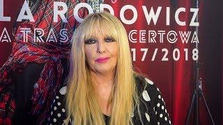 Maryla Rodowicz pozdrawia czytelników 'Mojej Ostrołęki'