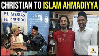 Emotional Convert Story to Islam Ahmadiyya : Devout Christian Converts to the True Islam
