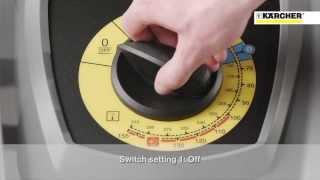 Kärcher High pressure cleaner HDS C