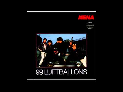 Nena interview - 1984: Yes, 99 Luftballons was a thing