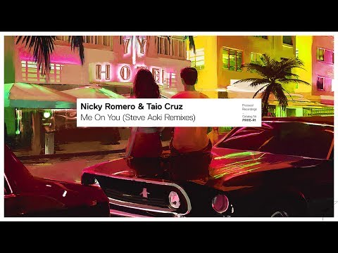 Nicky Romero & Taio Cruz - Me On You (Steve Aoki Double Time Fun Time Remix)