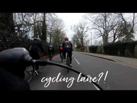 Why Cyclists Don't Use Cycle Lanes - London's Priory Lane