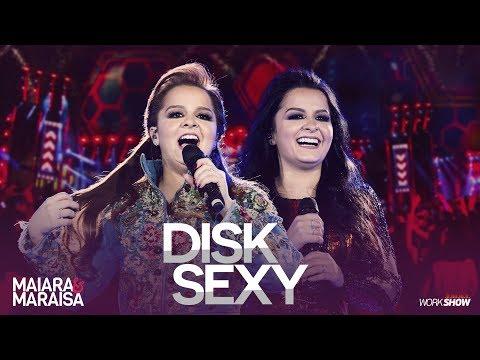 Maiara e Maraisa – Disk Sexy - DVD  Em Campo Grande