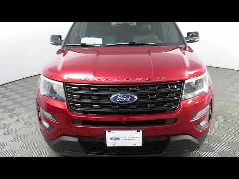 2016 Ford Explorer Sport in Sioux Falls, SD 57106