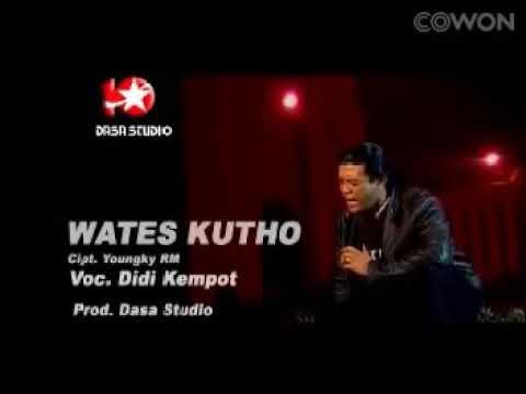 Didi kempot _ Wates Kuto