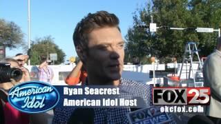 FOX 25 Oklahoma City - Season 12 American Idol Auditions