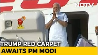 After Red Carpet Welcome, PM Narendra Modi To Discuss Defence, Terrorism In Washington