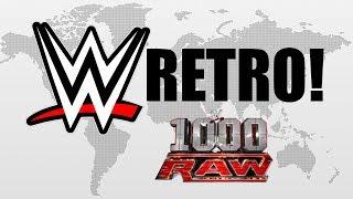 WWE Retro [#1] : 1000 odcinek Monday Night RAW!✔.