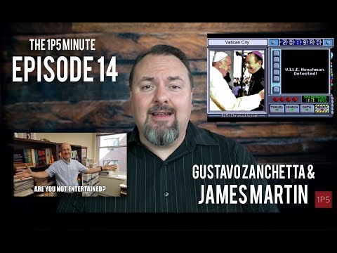 1P5 Minute Ep 14 - The Vatican, Gustavo Zanchetta & James Martin