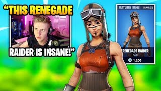 Symfuhny SPECTATES This Rare RENEGADE RAIDER Skin Until THIS HAPPENS | Fortnite Daily Funny Moments