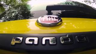 The new Fiat Panda Cross - The Pocket Size SUV