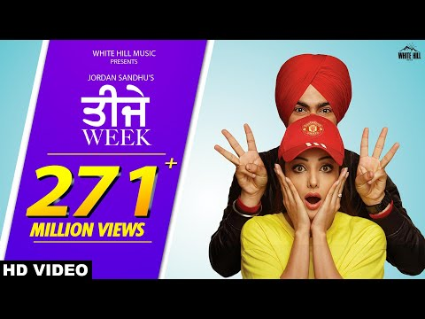 Teeje Week Full Song Jordan Sandhu  Bunty Bains  Sonia Mann, New Punjabi Songs 2018  White Hill