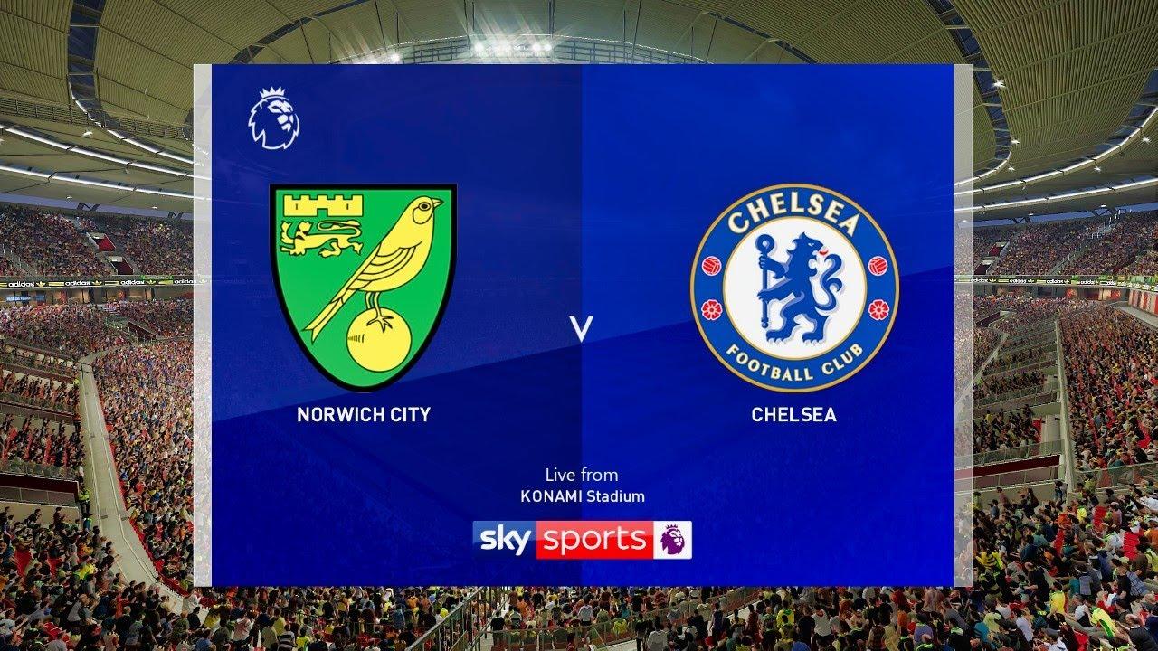 Xem lại trận Norwich City vs Chelsea