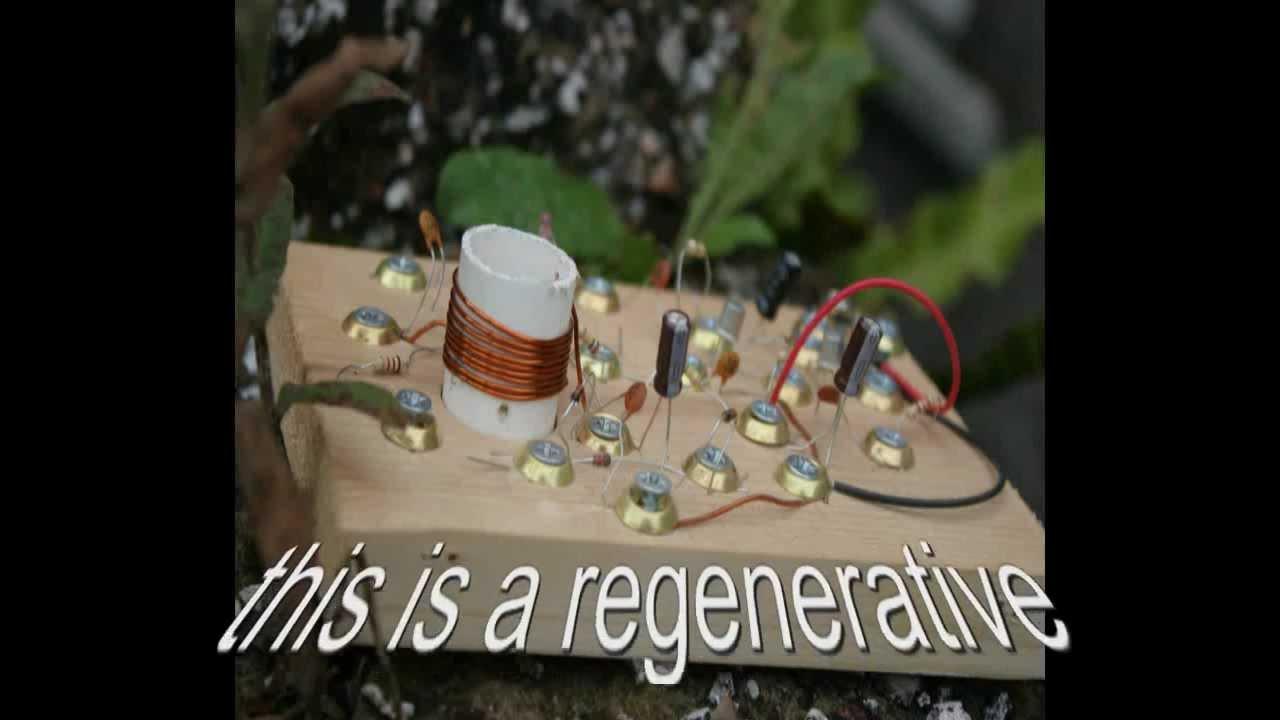 Making a Shortwave Radio ( How to make a Shortwave Radio )