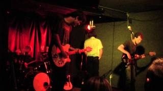 The Soft Pack - Parasites - Live @ The Garrison in Toronto - Oct 11th, 2012
