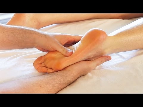 Learn Foot Massage Techniques – How to Massage Feet w/ Rober