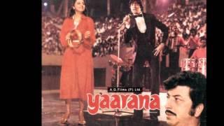 Zindagi Ka Safar - Yaarana (1981)