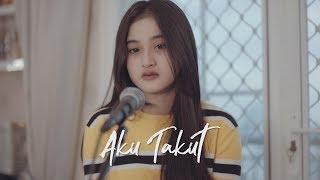 AKU TAKUT - REPVBLIK ( Ipank Yuniar ft. Maria Reres Cover & Lirik )