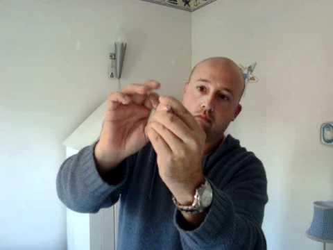 Verwonderlijk Goochelen doe je zo (deel 74) duimspits technieken - YouTube RB-43