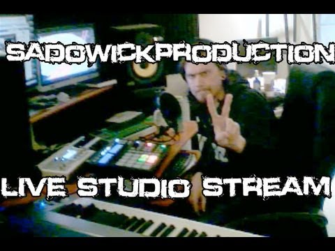 [Studio Stream] General Studio Shenanigans & Thumpy Ableton Work - May 27th 2013