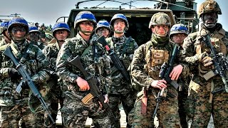 S. Korea & US Forces Stage 'D-Day' Simulation of North Korea Beach Landing