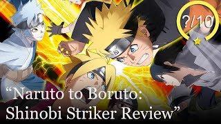 Naruto to Boruto: Shinobi Striker Review [PS4, Xbox One, & PC]