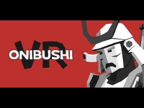 Onibushi Vr! - Virtual Samurai Man