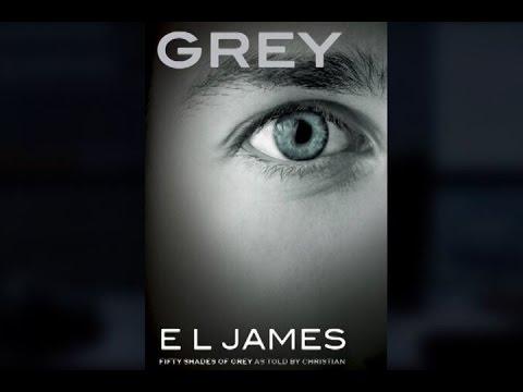 Grey, el cuarto libro de Cincuenta sombras de Grey - YouTube