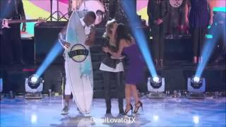 All Parts of Demi Lovato at the Teen Choice Awards 2013 [HD]