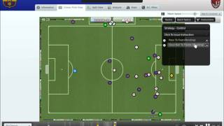 Football Manager 2011: Episode 29- Barcelona!!! 1st Leg