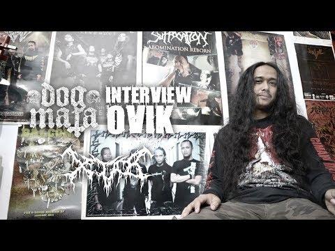 XTAB Guitaris Ovik interview | DogmataTV