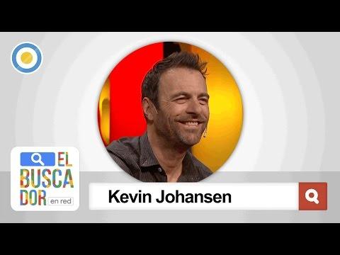 Kevin Johansen en El Buscador en Red