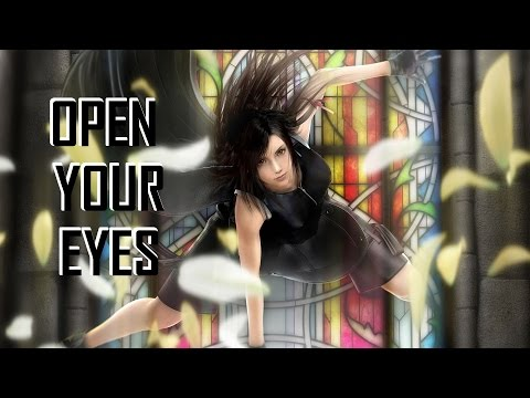 Final Fantasy 7 - Open your eyes AMV ( Anime music video )