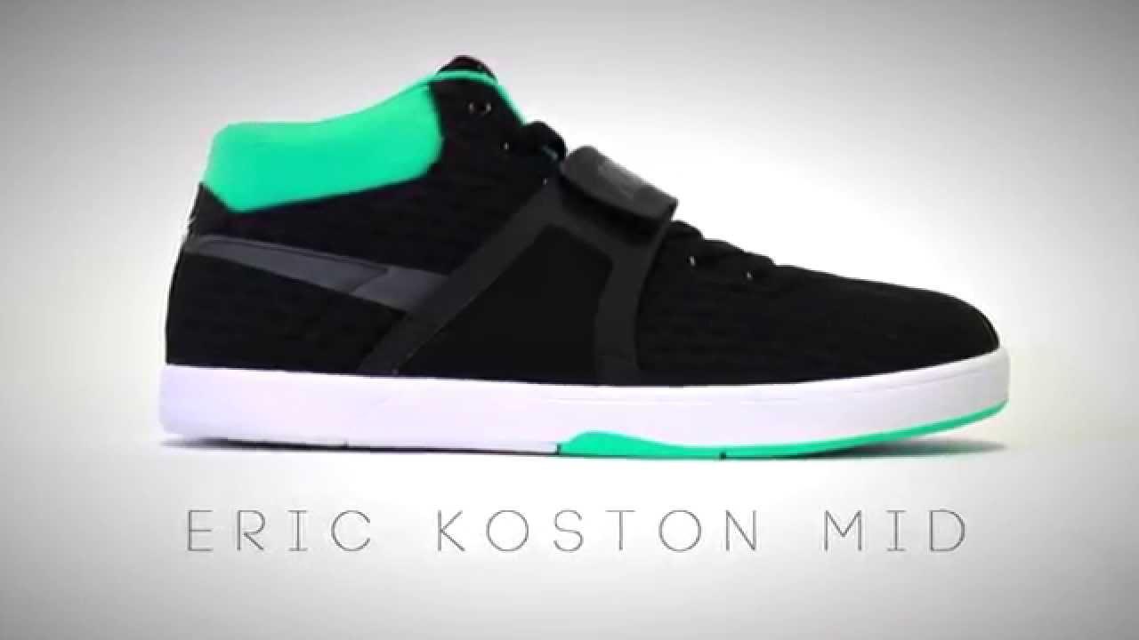 NIKE SB ERIC KOSTON MID - Schuhdealer Sneakerclip
