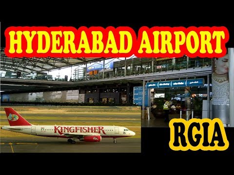 RGIA Hyderabad International Airport - Shamshabad Rajiv Gandhi International Airport Hyderabad India