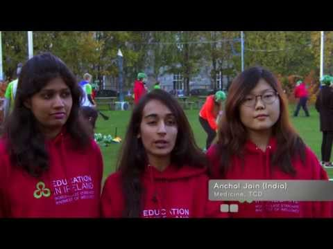 Ireland: Find out what our international students say about studying in Ireland