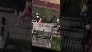 Brownsville fight over stolen clips