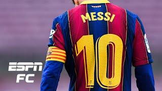 Should Barcelona have retired Lionel Messi's number?