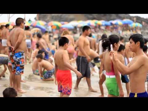Osiptel Campaña de orientación en las playas de Lima 2