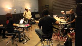 """Gussie Miller - """"Wantin' You"""" 1st  LIVE Rehearsal BTS"""