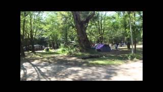 Goudargues en camping st. Michelet