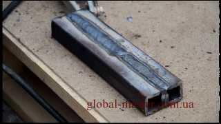 Сварочный аппарат VOLTA 240(global-master.com.ua Сваривание метала сварочным аппаратом VOLTA 240 На видео происходит сваривание металла электродом..., 2013-09-25T20:55:40.000Z)