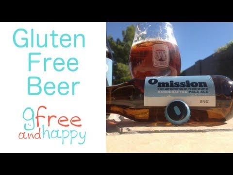 Busting the Gluten Free Beer Myths with Omission's CEO, Terry Michaelson