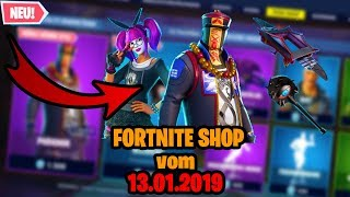 🛒FORTNITE ITEM 💥 SHOP by the 13.01 daily Fortnite shop today 13 January 2019