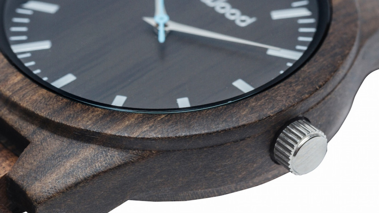 wood ebony all treehut watch products tree wooden hut truwood watches walnut