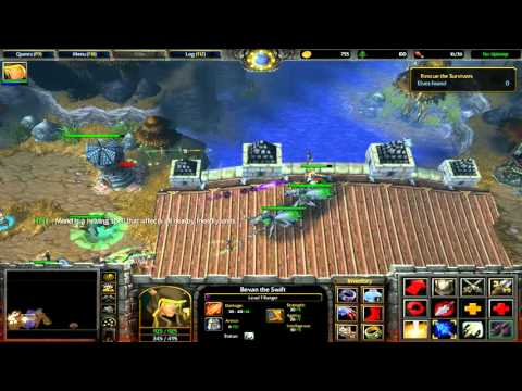Warcraft 3: Rowan the Wise 04 - Betrayal